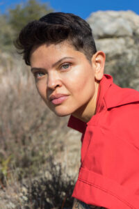 headshot of Myriam Gurba